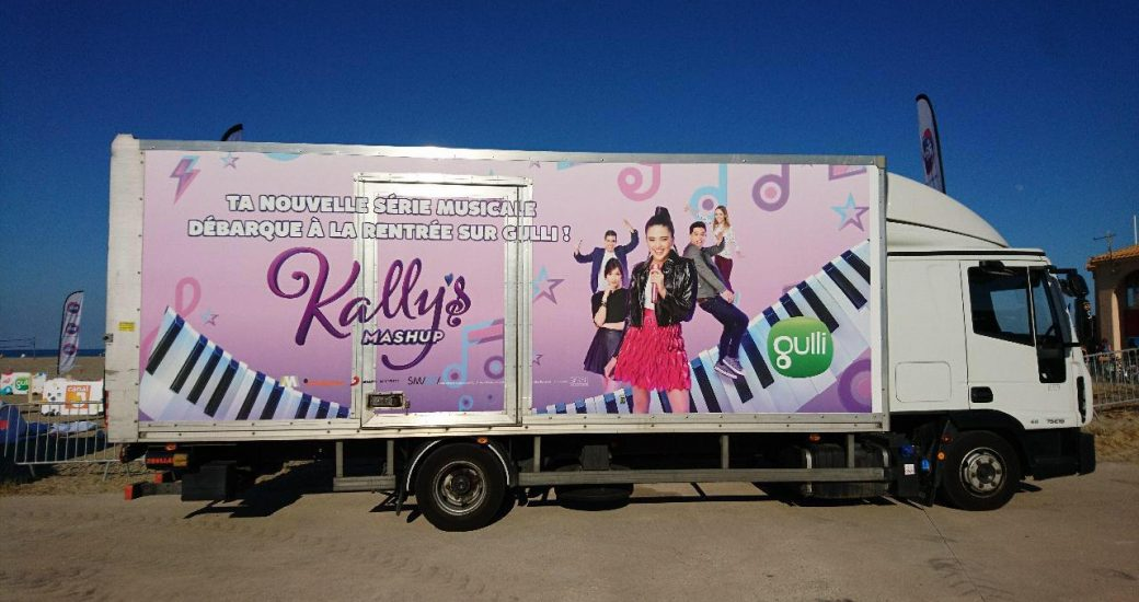 Dance to the rhythm of Kally´s Mashup on the French beaches